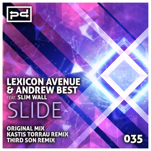 LEXICON AVENUE/ANDREW BEST/SLIM WALL - Slide