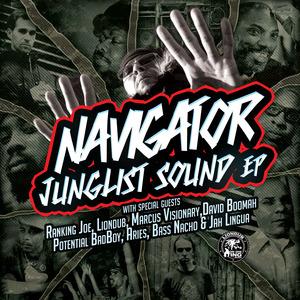 NAVIGATOR - Junglist Sound EP