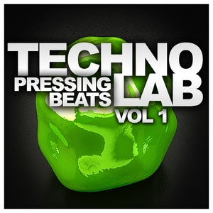 VARIOUS - Techno Lab (Pressing Beats Vol 1)