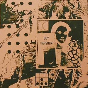 BOY HARSHER - Lesser Man