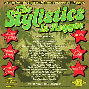 VARIOUS - The Stylistics In Reggae