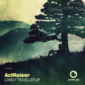 ACTRAISER - Lonely Traveller LP