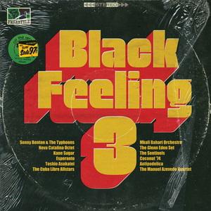 VARIOUS - Black Feeling, Vol  3