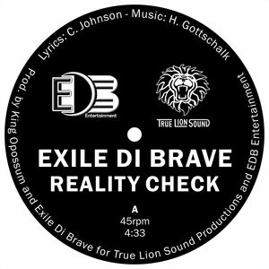 EXILE DI BRAVE/KING OPOSSUM - Reality Check