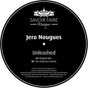NOUGUES, Jero - Unleashed