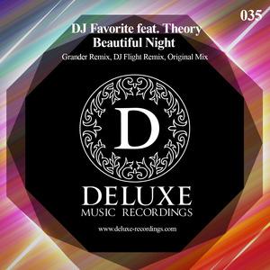 DJ FAVORITE feat THEORY - Beautiful Night (Deluxe)