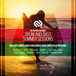 VARIOUS - Nu Venture Records (Drum & Bass Summer Sessions)