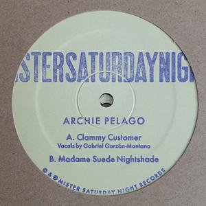 PELAGO, Archie - Clammy Customer EP