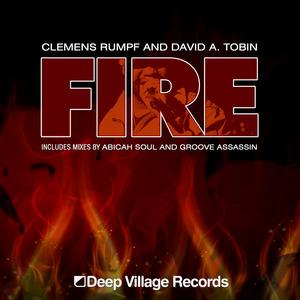 CLEMENS RUMPF/DAVID A TOBIN - Fire