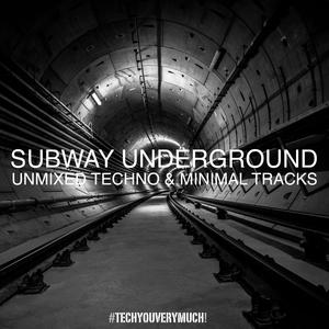 VARIOUS - Subway Underground (Unmixed Techno & Minimal Tracks)