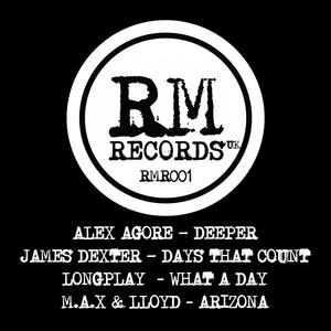 AGORE, Alex/JAMES DEXTER/LONGPLAY/MAX/LLOYD - RMR001