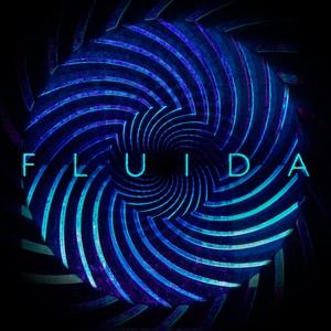 FLUIDA - Blue Spiral