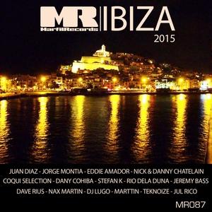 VARIOUS - Marfil Ibiza 2015