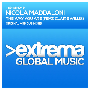 MADDALONI, Nicola feat CLAIRE WILLIS - The Way You Are