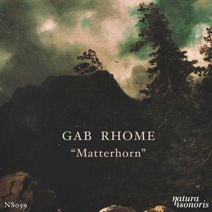 GAB RHOME - Matterhorn