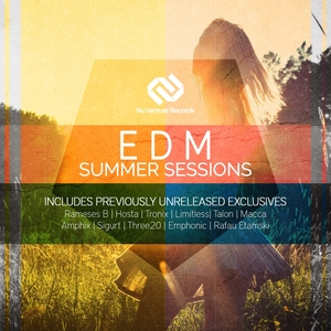 VARIOUS - EDM Summer Sessions (Nu Venture Records)