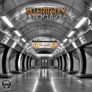 KINA, Ariano/CRISTIAN MANOLO/DARIO LOTTI/LOSTROCKET - Metropolis, Vol  5