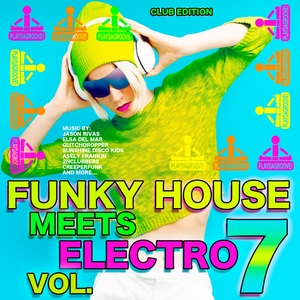 VARIOUS - Funky House Meets Electro Vol 7