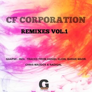 CF CORPORATION - CF Corporation Remixes Vol 1