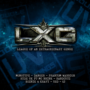 VARIOUS - LXG: League Of An Extraordinary Genre