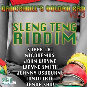 VARIOUS - Dancehall's Golden Era Vol 3: Sleng Teng Riddim
