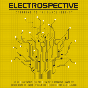 VARIOUS - Electrospective - Stepping To The Dance 1988-'97