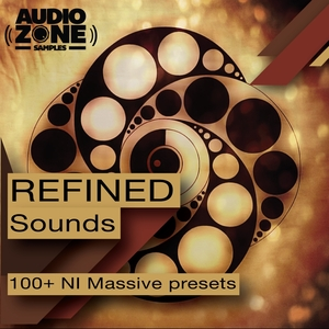 AUDIOZONE STUDIO - Refined Sounds For Massive (Sample Pack NI)