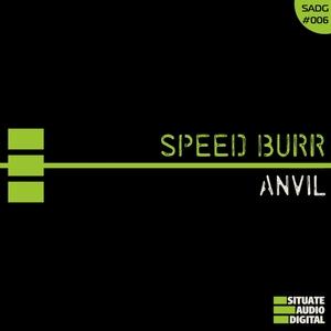 SPEED BURR - Anvil