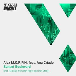 MORPH, Alex feat ANA CRIADO - Sunset Boulevard