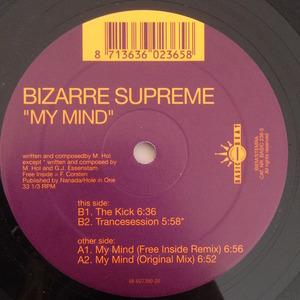 BIZARRE SUPREME - My Mind