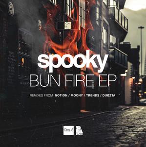 SPOOKY - BUN FIRE