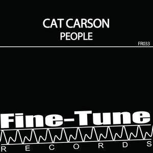 CARSON, Cat - People