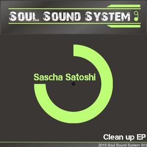SATOSHI, Sascha - Clean Up