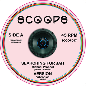 VIBRONICS - Searching For Jah