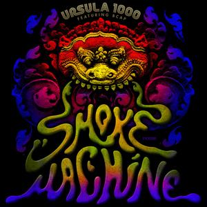 URSULA 1000 - Smoke Machine
