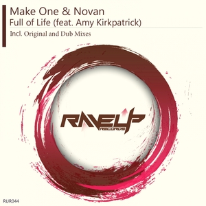 MAKE ONE/NOVAN feat AMY KIRKPATRICK - Full Of Life
