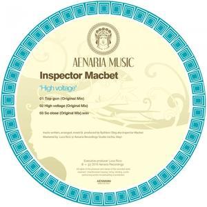 INSPECTOR MACBET - High Voltage