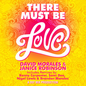 MORALES, David/JANICE ROBINSON - There Must Be Love: Part 2 The Remixes