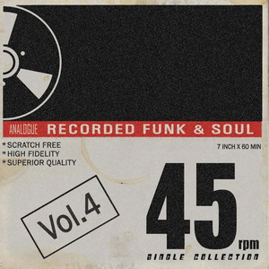 VARIOUS - Tramp 45rpm Single Collection Vol 4