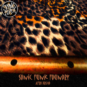 SONIC FUNK FOUNDRY - Afro Dread