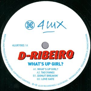 D RIBEIRO - What's Up Girl?