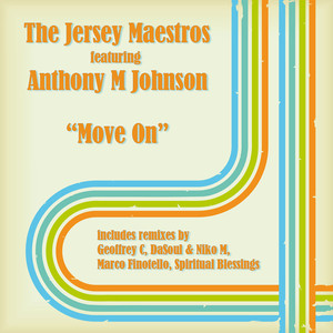 JERSEY MAESTROS, The feat ANTHONYM JOHNSON - Move On