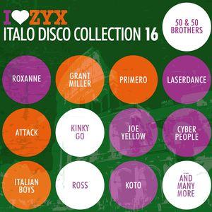 VARIOUS - ZYX Italo Disco Collection 16