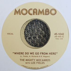 THE MIGHTY MOCAMBOS with LEE FIELDS - Where Do We Go From Here