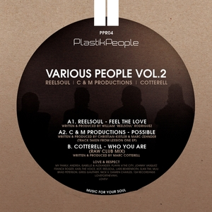 REELSOUL/C & M PRODUCTIONS/COTTERELL - Various Vol 2