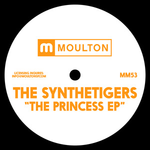 SYNTHETIGERS, The - The Princess EP