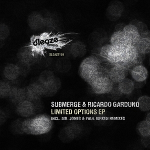 GARDUNO, Ricardo/SUBMERGE - Limited Options EP
