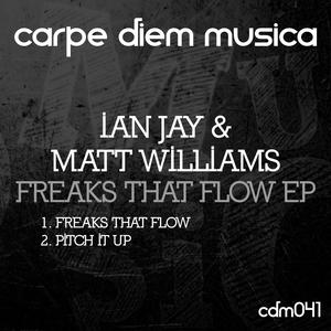 JAY, Ian/MATT WILLIAMS - Freaks That Flow EP