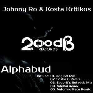 JOHNNY RO/KOSTA KRITIKOS - Alphabud