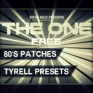 THE ONE-SERIES - 80's Patches (Free Sample Pack N6 Presets)